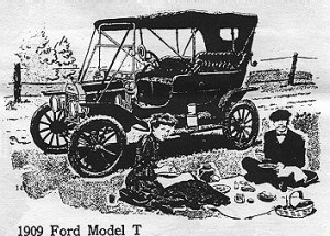 1909-Model-T
