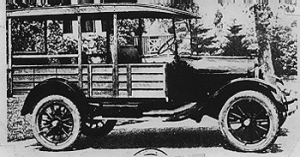 1923 Dodge wagon