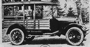 1923 Dodge wagon
