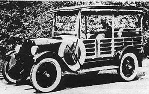 1924 Maxwel