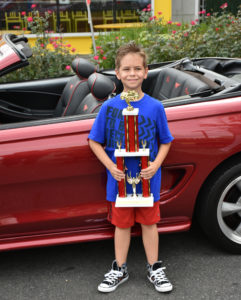 THE RAFFLE CAR WINNER